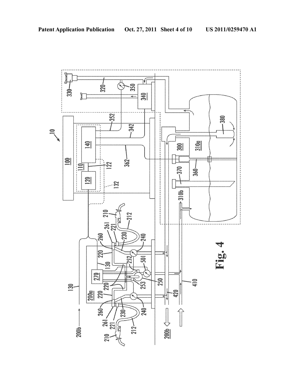 METHOD FOR ADJUSTING AIR TO LIQUID RATIO IN VAPOR RECOVERY SYSTEM - diagram, schematic, and image 05