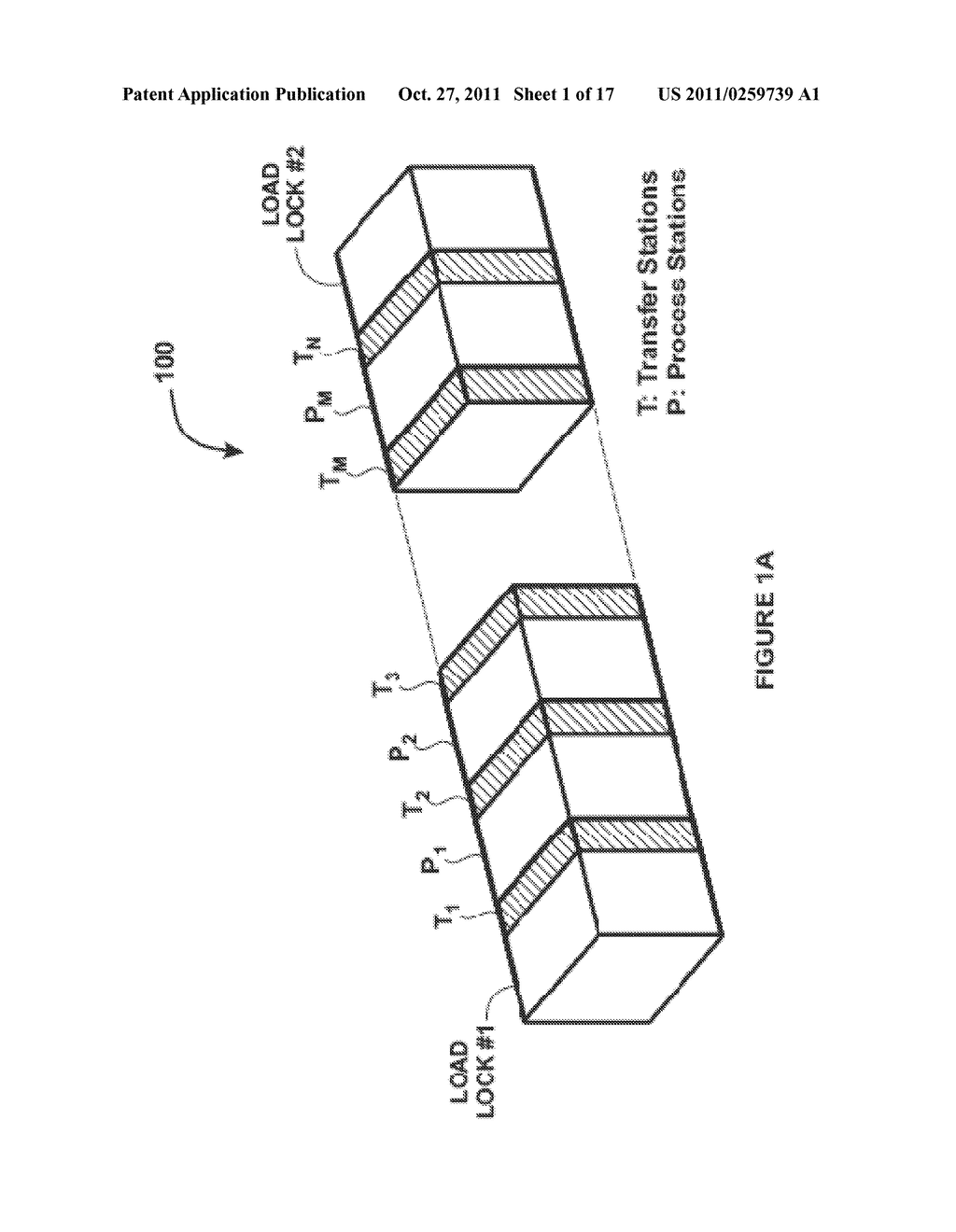 Method and System for Large Scale Manufacture of Thin Film Photovoltaic     Devices Using Multi-Chamber Configuration - diagram, schematic, and image 02