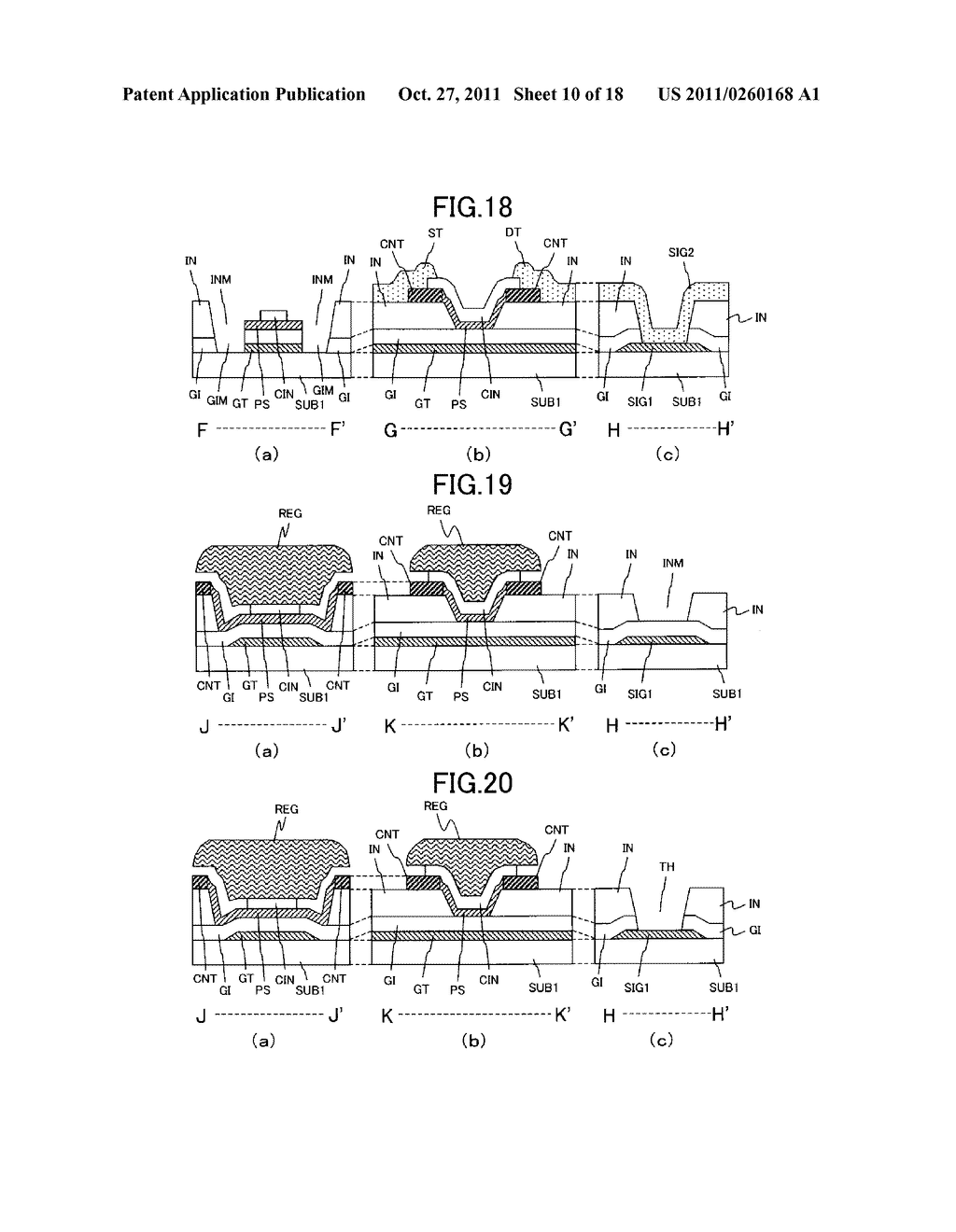 IMAGE DISPLAY DEVICE AND MANUFACTURING METHOD THEREOF - diagram, schematic, and image 11