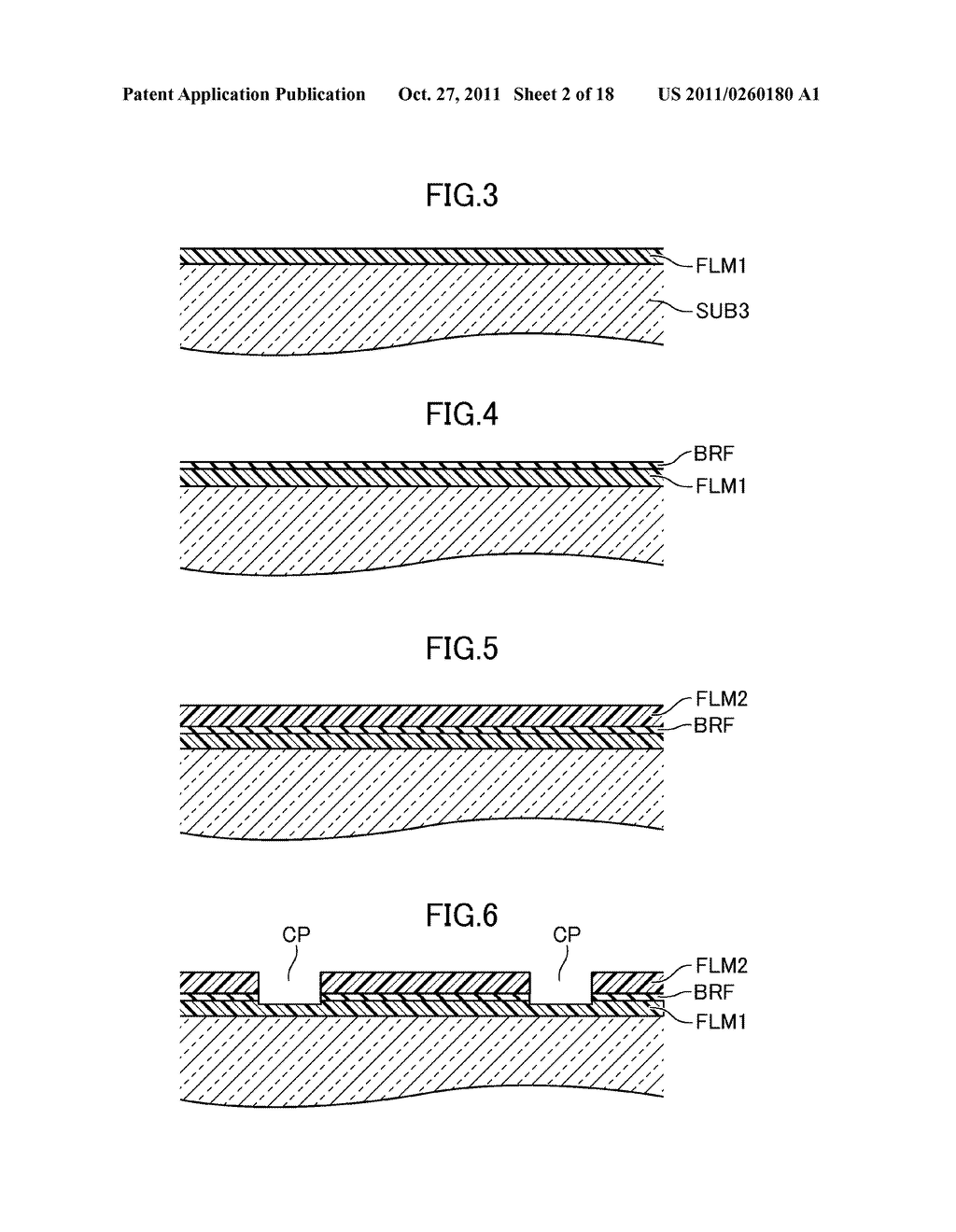 IMAGE DISPLAY DEVICE AND THE METHOD FOR MANUFACTURING THE SAME - diagram, schematic, and image 03
