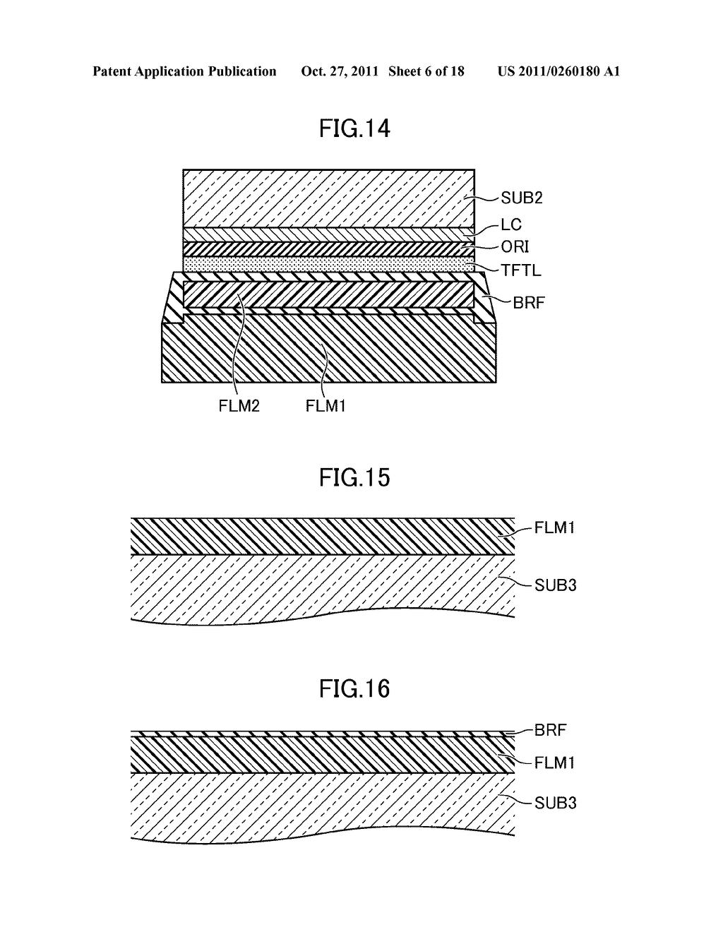 IMAGE DISPLAY DEVICE AND THE METHOD FOR MANUFACTURING THE SAME - diagram, schematic, and image 07