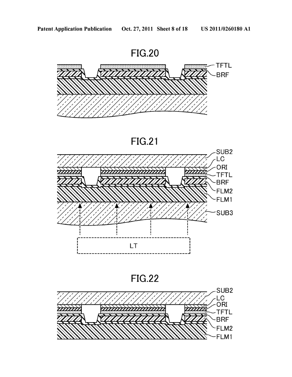 IMAGE DISPLAY DEVICE AND THE METHOD FOR MANUFACTURING THE SAME - diagram, schematic, and image 09