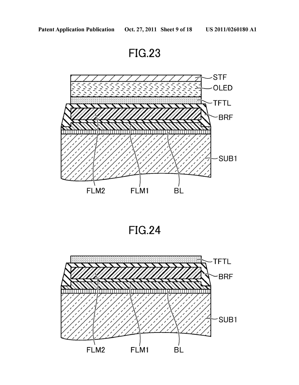 IMAGE DISPLAY DEVICE AND THE METHOD FOR MANUFACTURING THE SAME - diagram, schematic, and image 10