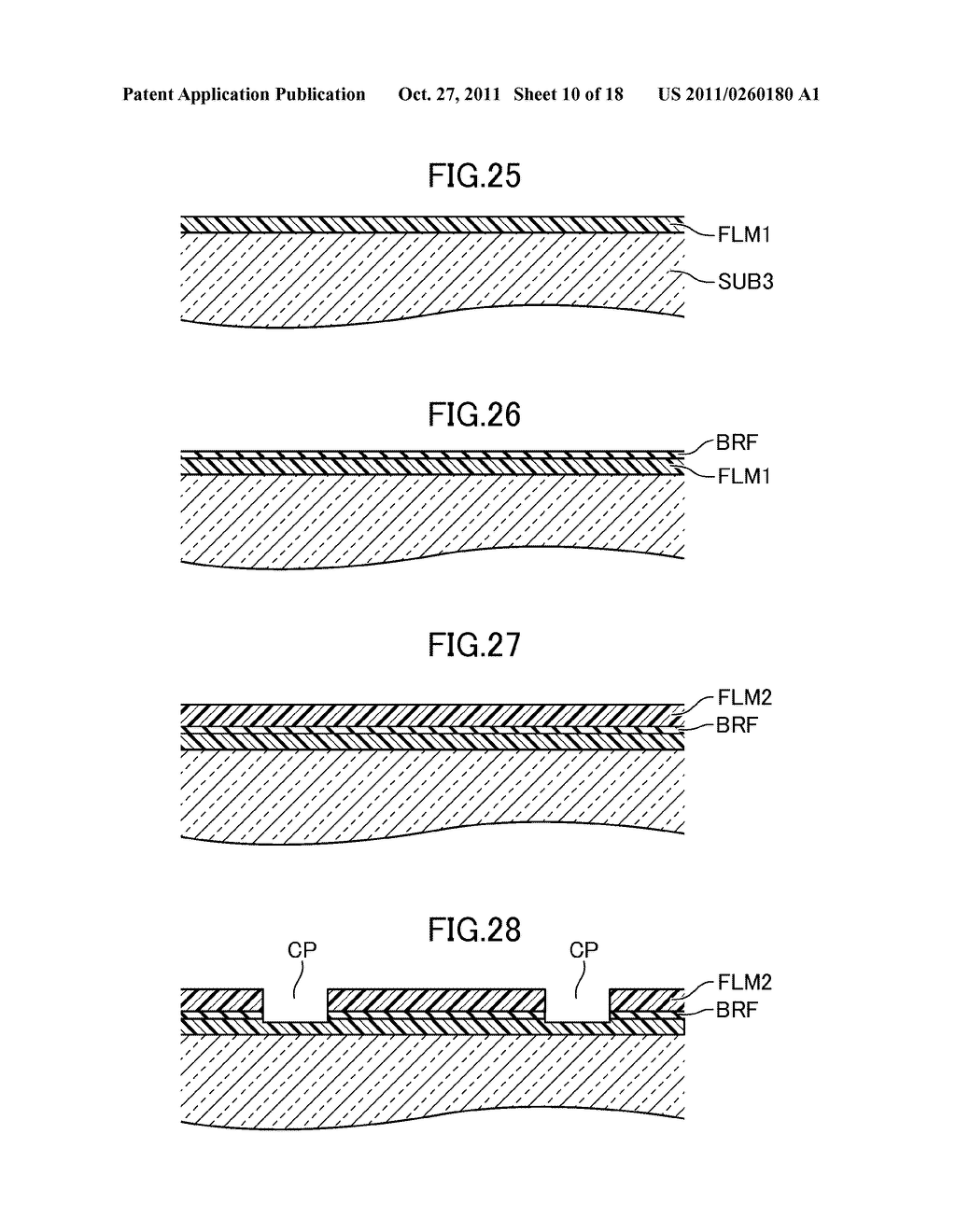 IMAGE DISPLAY DEVICE AND THE METHOD FOR MANUFACTURING THE SAME - diagram, schematic, and image 11