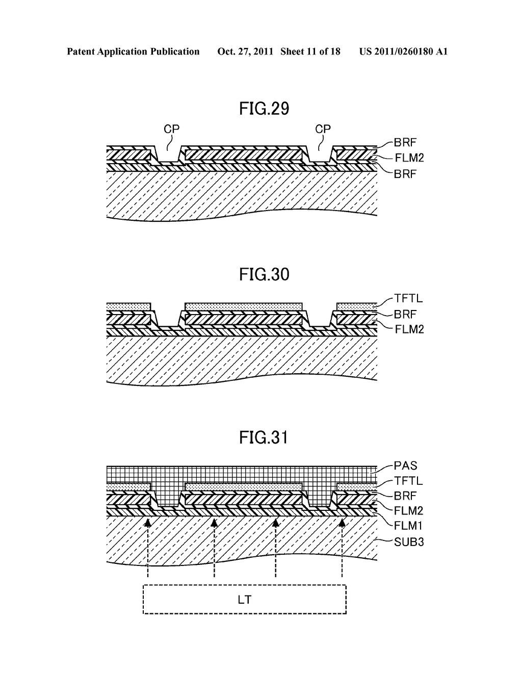 IMAGE DISPLAY DEVICE AND THE METHOD FOR MANUFACTURING THE SAME - diagram, schematic, and image 12