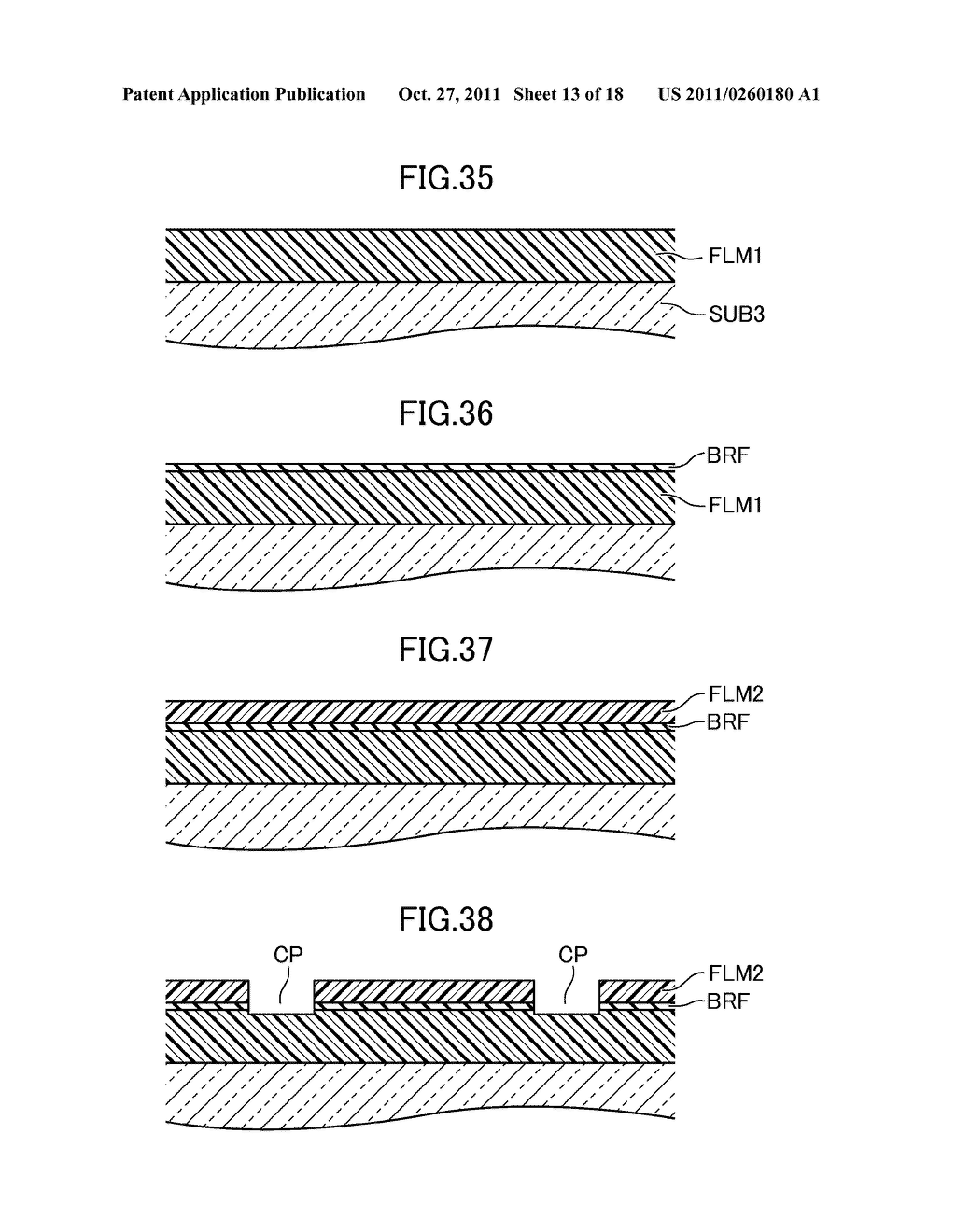 IMAGE DISPLAY DEVICE AND THE METHOD FOR MANUFACTURING THE SAME - diagram, schematic, and image 14