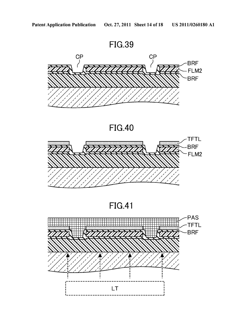 IMAGE DISPLAY DEVICE AND THE METHOD FOR MANUFACTURING THE SAME - diagram, schematic, and image 15