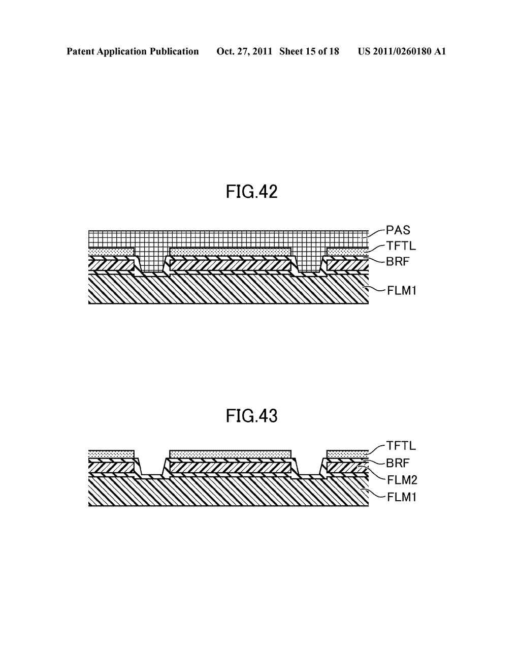 IMAGE DISPLAY DEVICE AND THE METHOD FOR MANUFACTURING THE SAME - diagram, schematic, and image 16