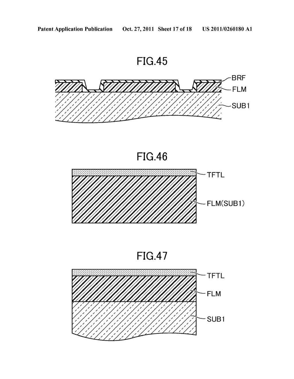 IMAGE DISPLAY DEVICE AND THE METHOD FOR MANUFACTURING THE SAME - diagram, schematic, and image 18