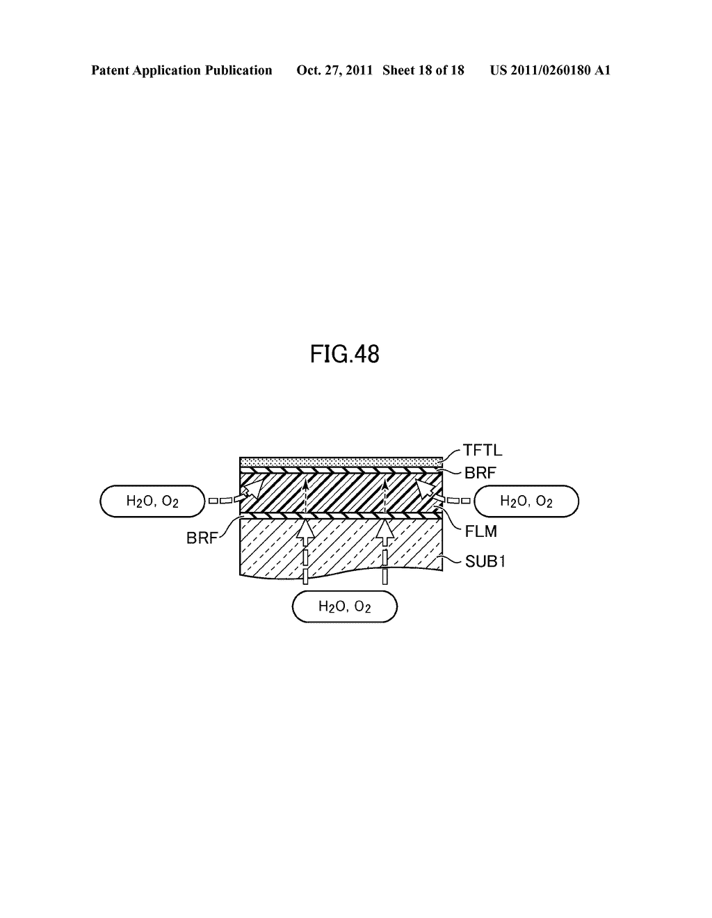 IMAGE DISPLAY DEVICE AND THE METHOD FOR MANUFACTURING THE SAME - diagram, schematic, and image 19