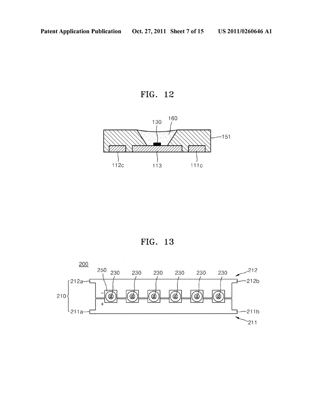 LEAD FRAME FOR LIGHT EMITTING DEVICE PACKAGE, LIGHT EMITTING DEVICE     PACKAGE, AND ILLUMINATION APPARATUS EMPLOYING THE LIGHT EMITTING DEVICE     PACKAGE - diagram, schematic, and image 08