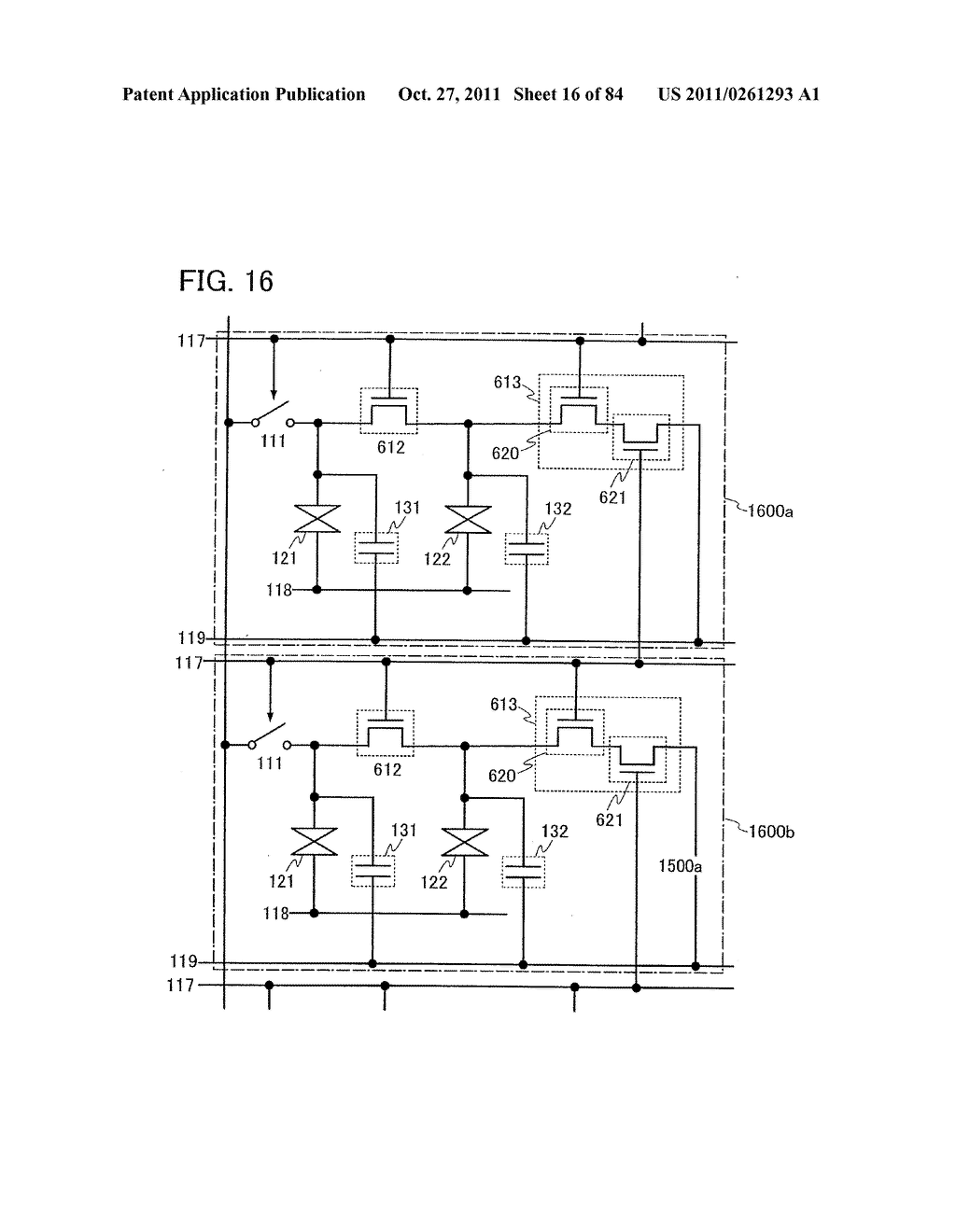 LIQUID CRYSTAL DISPLAY DEVICE - diagram, schematic, and image 17