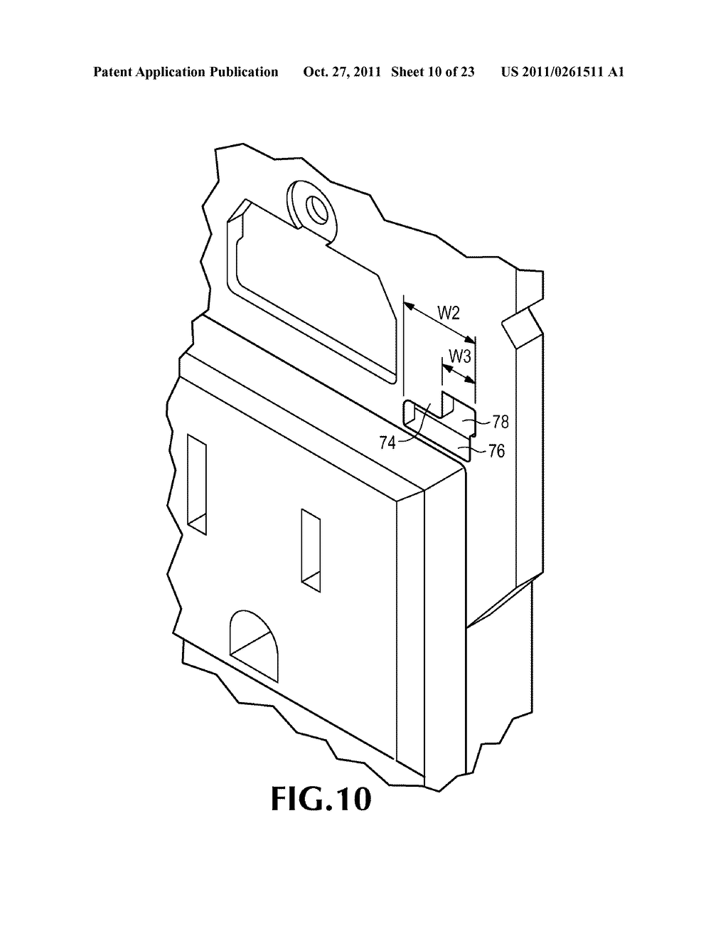ELECTRICAL DEVICE WITH REMOVABLE COVER - diagram, schematic, and image 11