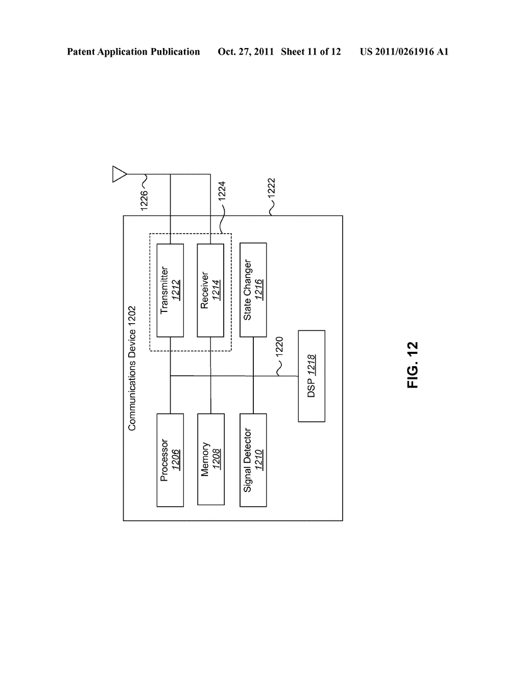 SYSTEMS AND METHODS FOR DETECTING A SPECIFIC TIMING FROM A SYNCHRONIZATION     CHANNEL - diagram, schematic, and image 12