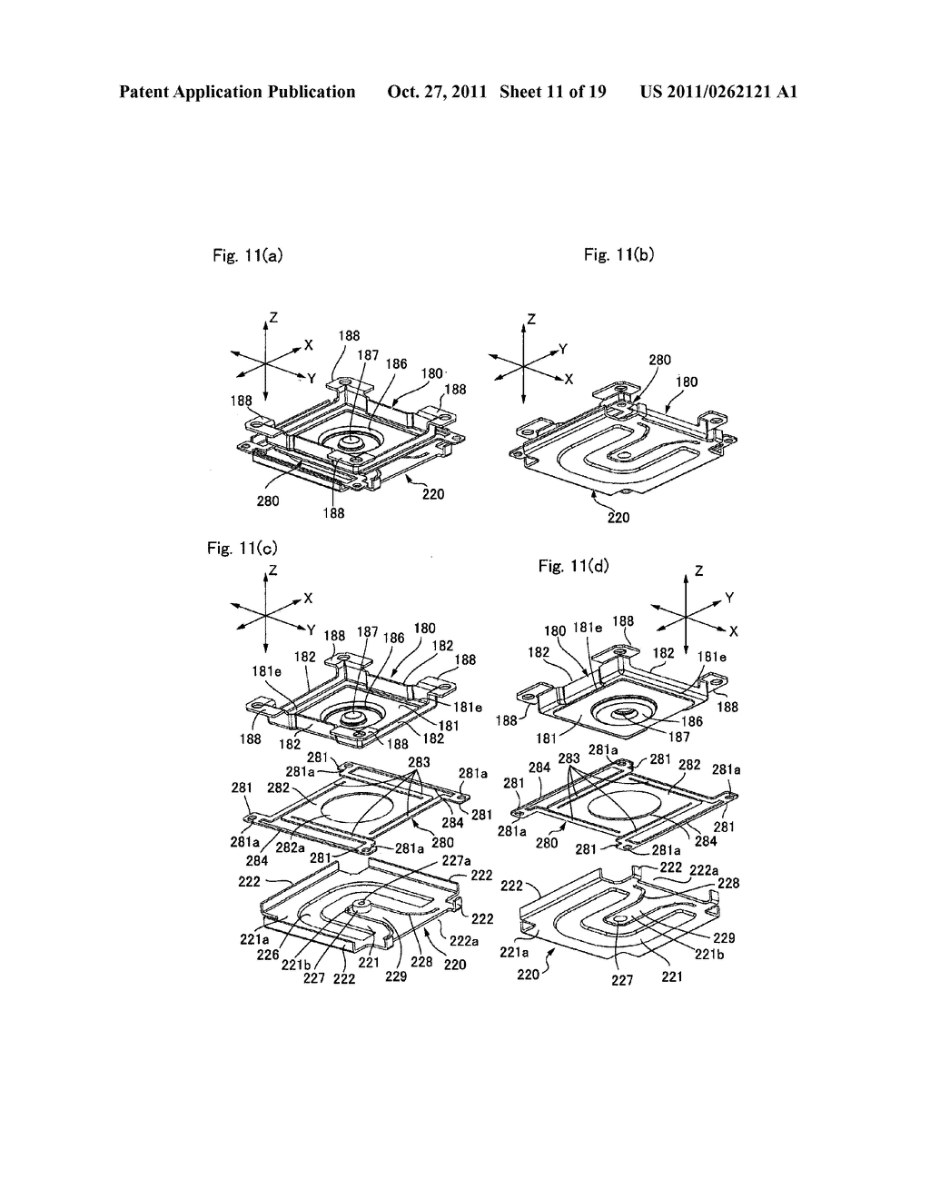 Optical Unit with Shake Correction Function, Optical Apparatus, and Method     of Manufacturing Optical Unit with Shake Correction Function - diagram, schematic, and image 12