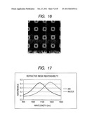 SUBSTRATE OF TARGET SUBSTANCE DETECTION ELEMENT TO BE USED IN APPARATUS     FOR DETECTING TARGET SUBSTANCE BY UTILIZING SURFACE PLASMON RESONANCE AND     DETECTION ELEMENT AND DETECTION APPARATUS USING SAME diagram and image