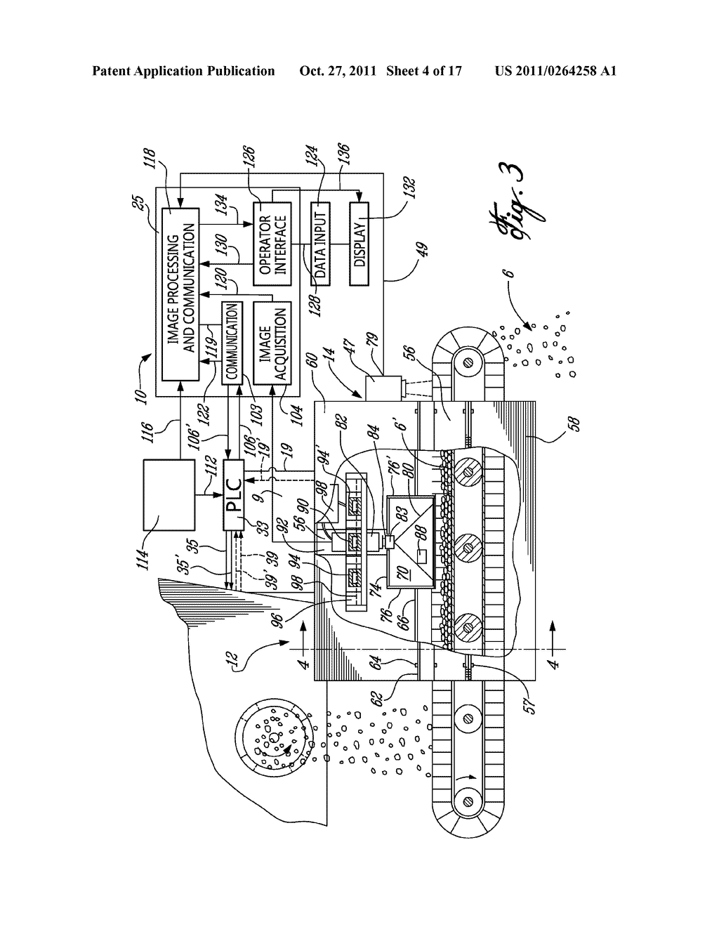 METHOD AND SYSTEM FOR STABILIZING DRY-BASED DENSITY OF WOOD CHIPS TO BE     FED TO A CHIP REFINING PROCESS - diagram, schematic, and image 05
