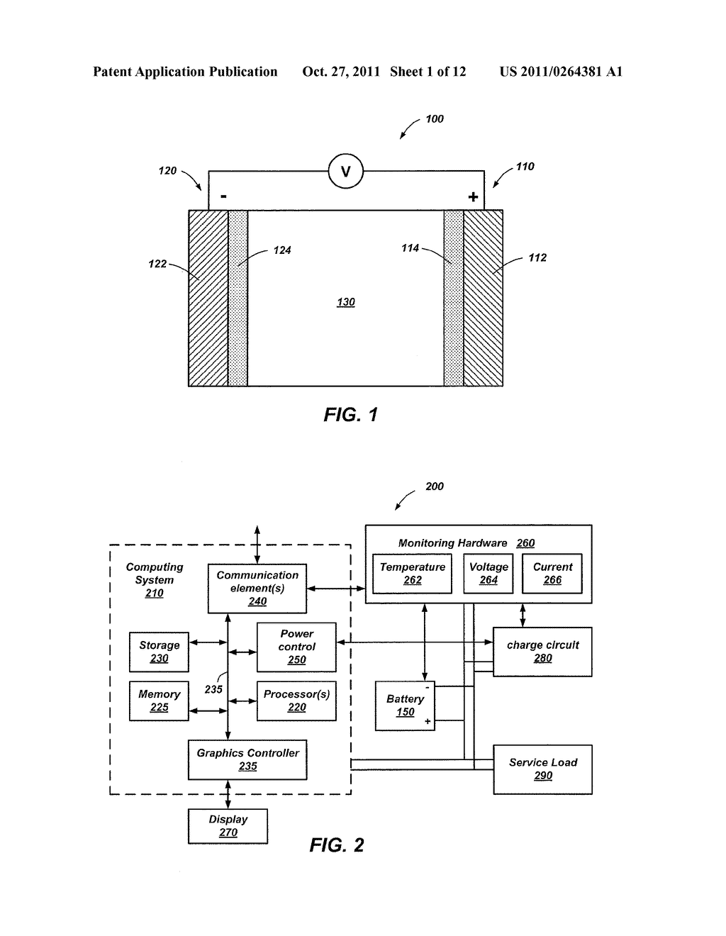 SYSTEMS, METHODS AND COMPUTER READABLE MEDIA TO MODEL KINETIC PERFORMANCE     OF RECHARGEABLE ELECTROCHEMICAL DEVICES - diagram, schematic, and image 02