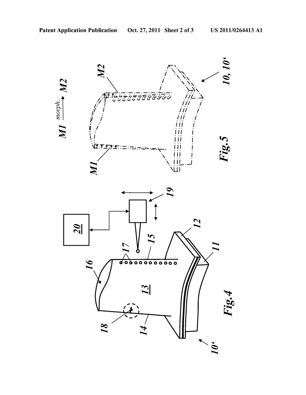 METHOD FOR REPAIRING AND/OR UPGRADING A COMPONENT OF A GAS TURBINE - diagram, schematic, and image 03