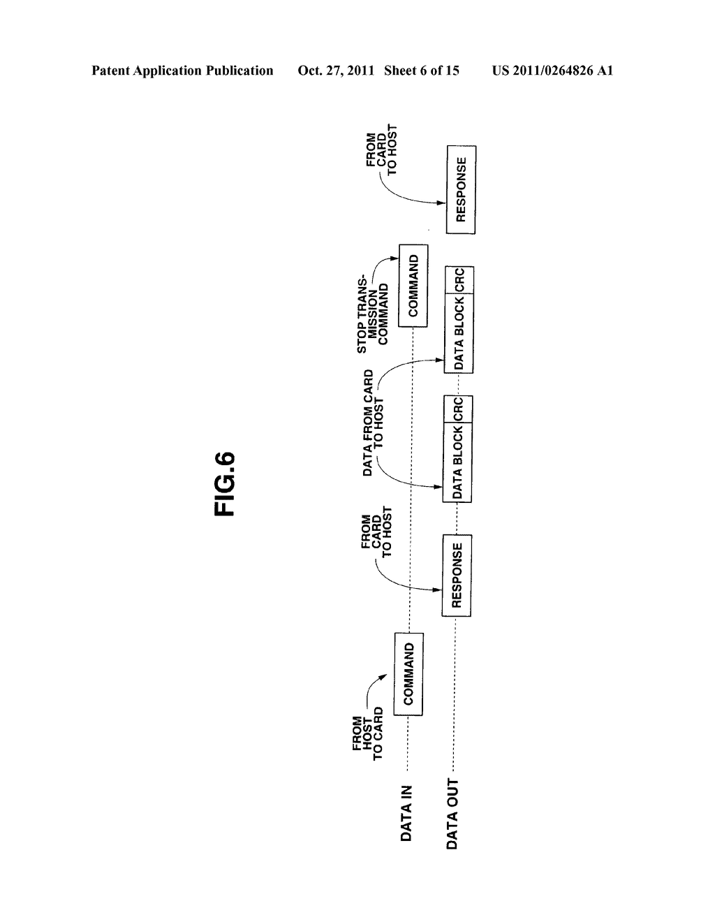 SEMICONDUCTOR MEMORY DEVICE AND CONTROL METHOD FOR SEMICONDUCTOR MEMORY     DEVICE - diagram, schematic, and image 07