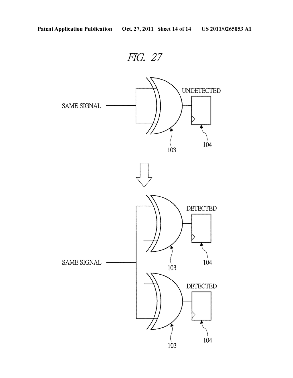METHOD AND SOFTWARE FOR DESIGNING SEMICONDUCTOR INTEGRATED CIRCUIT - diagram, schematic, and image 15