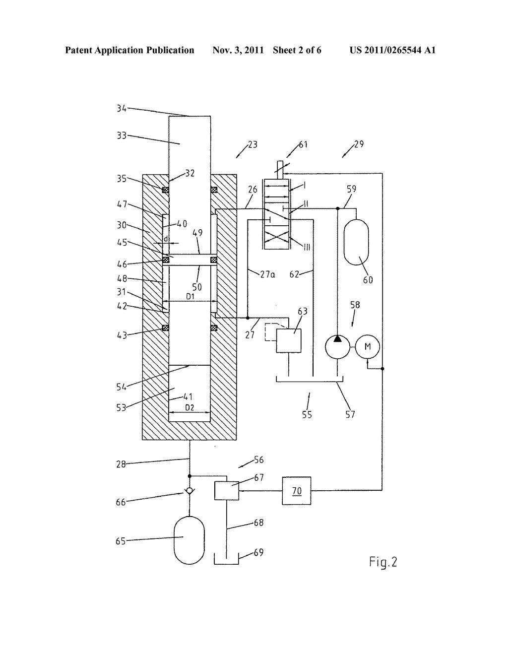 Hydraulic Cylinder Schematic Diagram Wiring Diagram Library