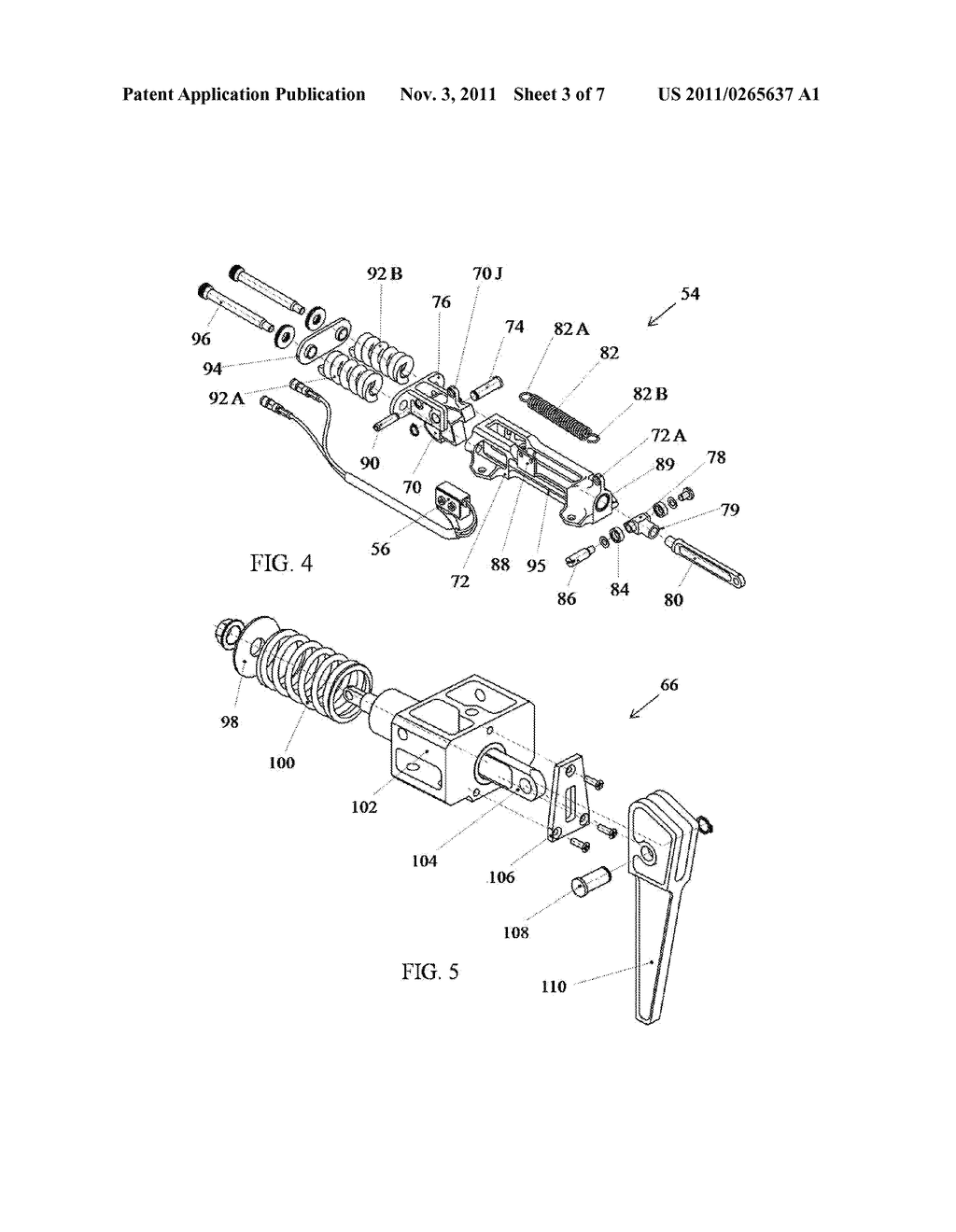 Lock Mechanism Diagram Lock Detent Diagram
