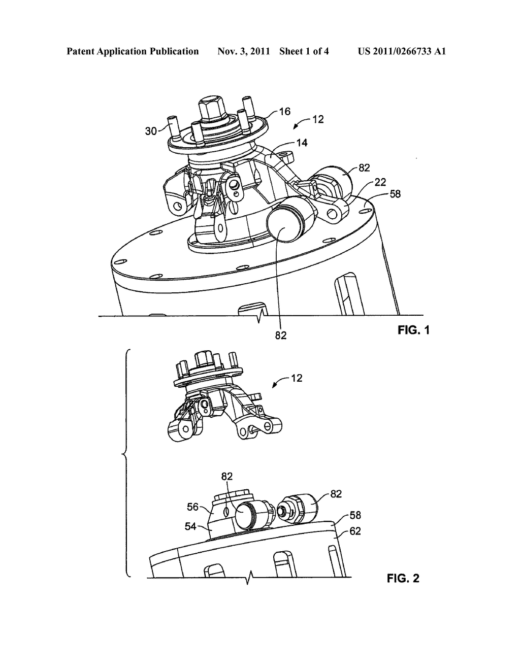 APPARATUS FOR FINAL FINISHING A WHEEL HUB OF A KNUCKLE ASSEMBLY AND     RELATED METHOD - diagram, schematic, and image 02