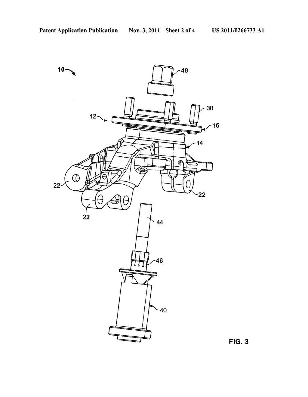 APPARATUS FOR FINAL FINISHING A WHEEL HUB OF A KNUCKLE ASSEMBLY AND     RELATED METHOD - diagram, schematic, and image 03