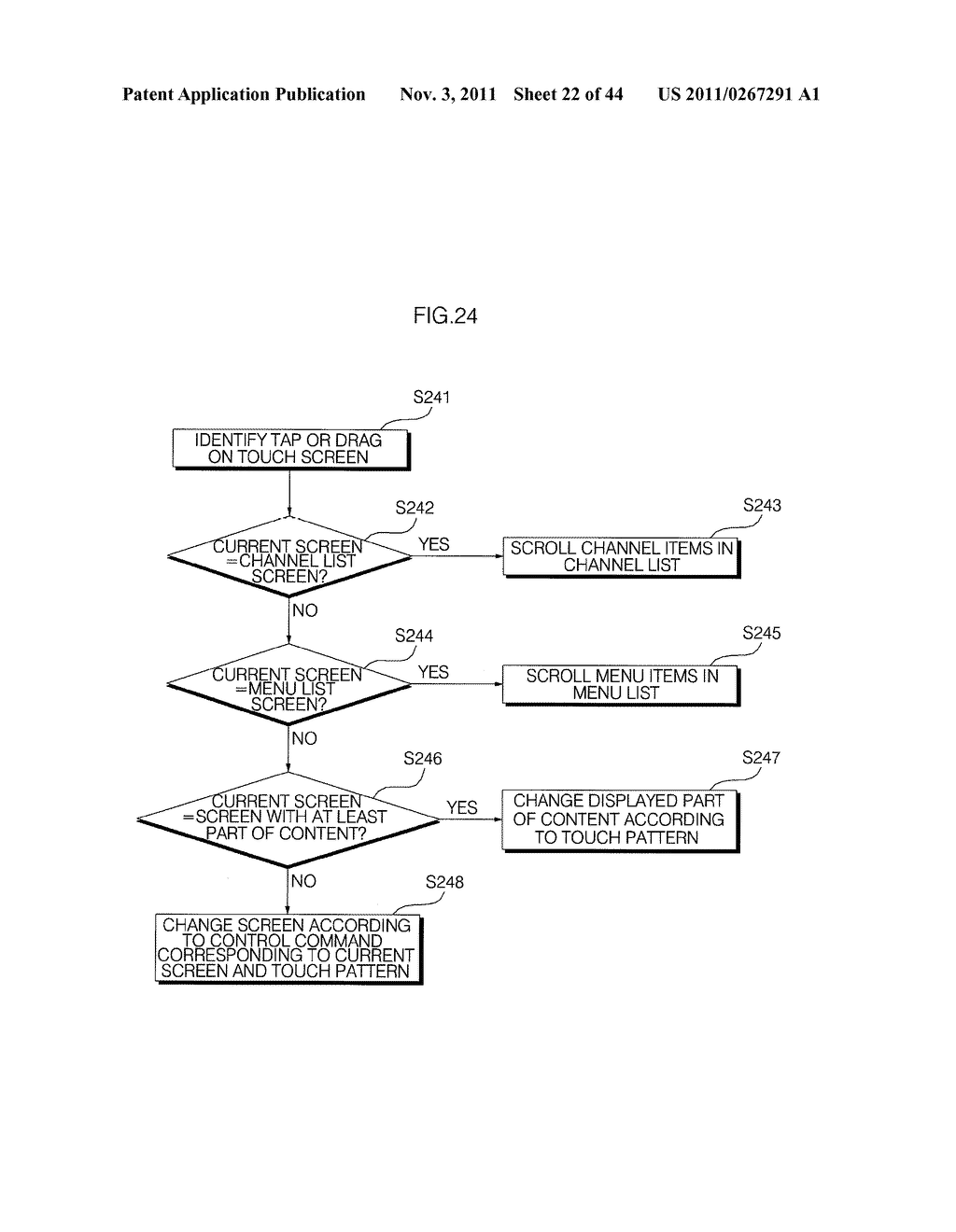 IMAGE DISPLAY APPARATUS AND METHOD FOR OPERATING THE SAME - diagram, schematic, and image 23