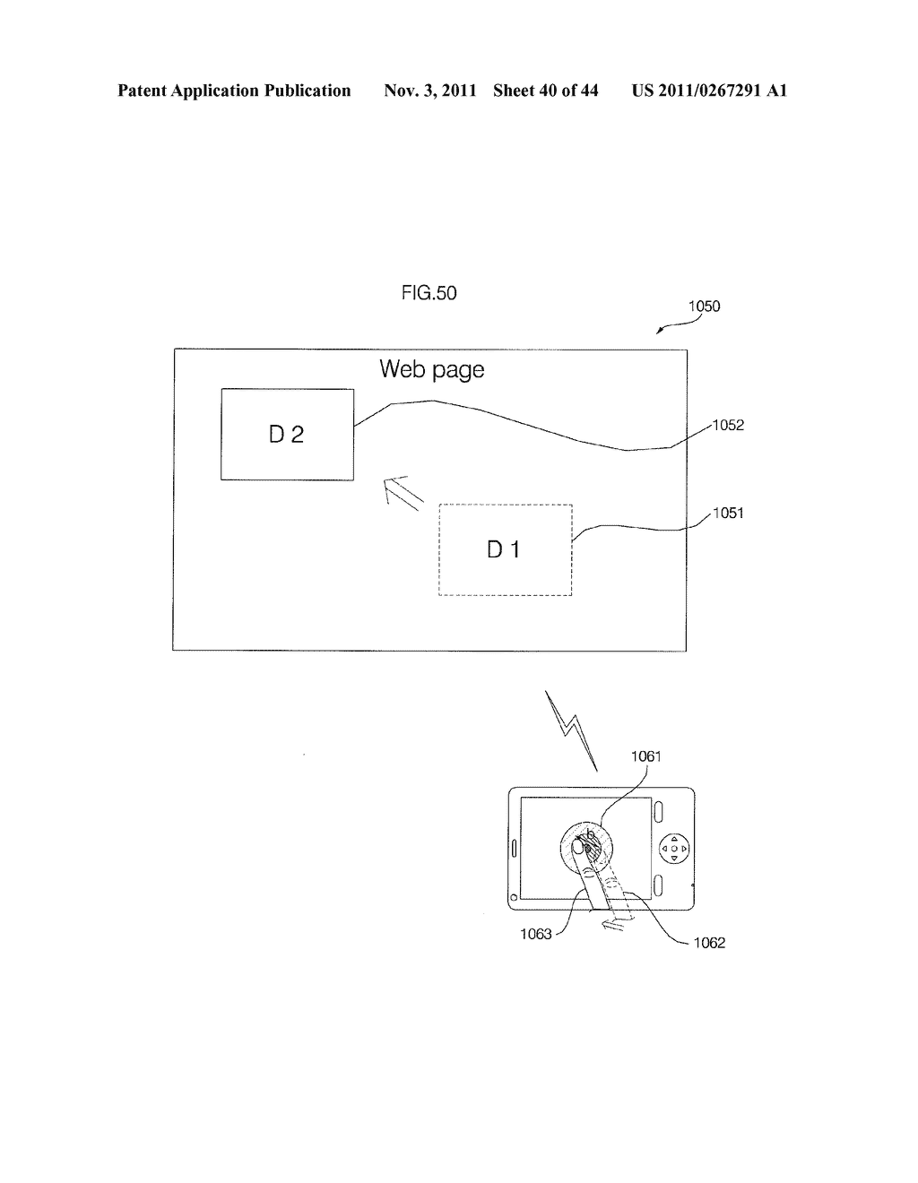 IMAGE DISPLAY APPARATUS AND METHOD FOR OPERATING THE SAME - diagram, schematic, and image 41