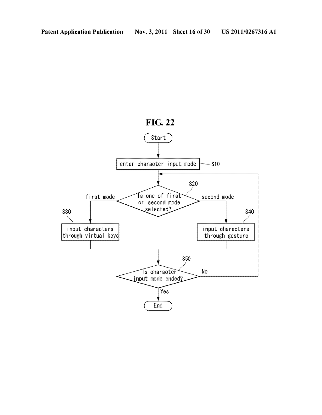 MOBILE TERMINAL AND METHOD OF CONTROLLING THE SAME - diagram, schematic, and image 17