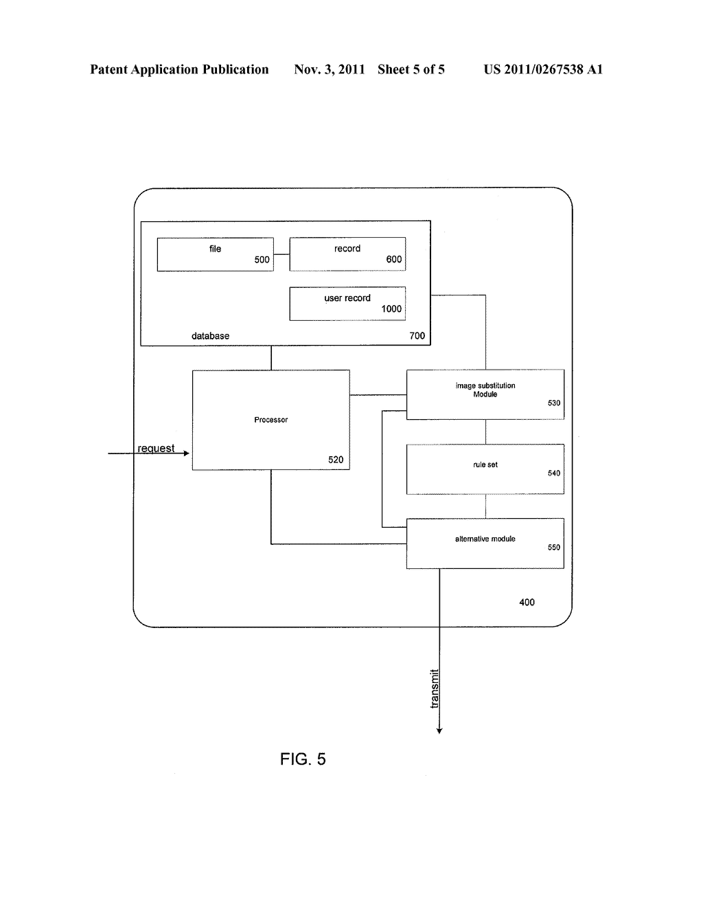 SYSTEM AND METHOD FOR ALTERING IMAGES IN A VIDEO FILE USING PREDETERMINED     PARAMETERS - diagram, schematic, and image 06