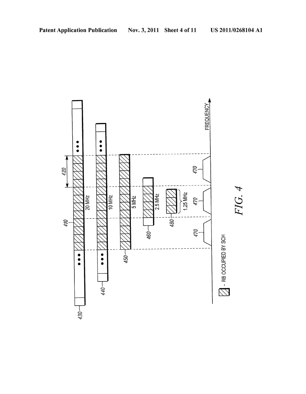 METHOD AND APPARATUS FOR INITIAL ACQUISITION AND CELL SEARCH FOR AN OFDMA     SYSTEM - diagram, schematic, and image 05