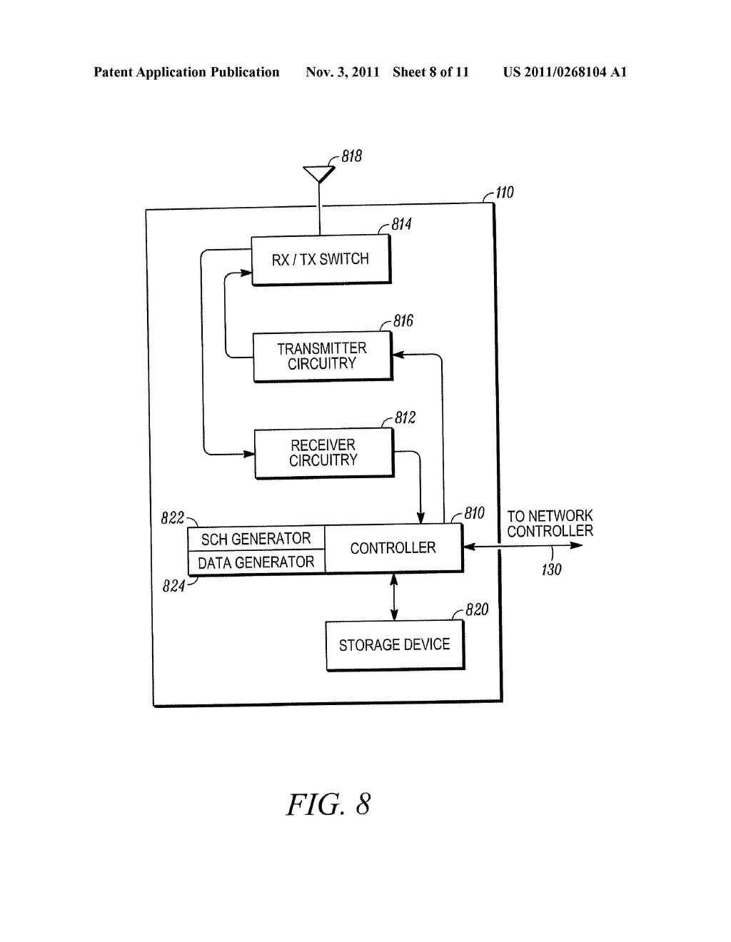 METHOD AND APPARATUS FOR INITIAL ACQUISITION AND CELL SEARCH FOR AN OFDMA     SYSTEM - diagram, schematic, and image 09