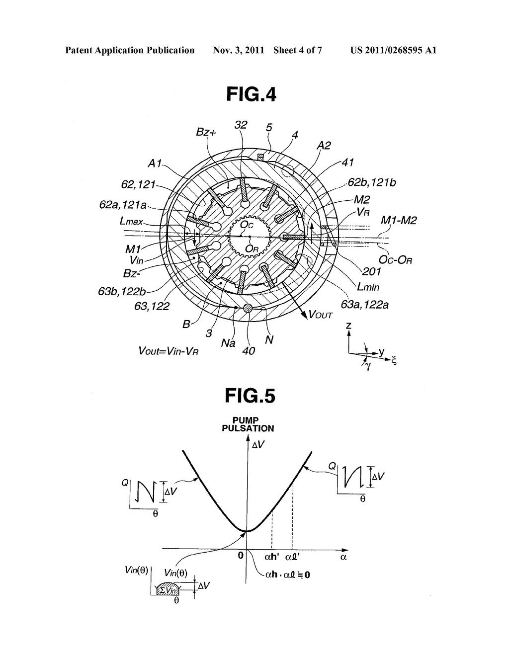 Vane Pump Diagram Variable Capacity Vane Pump
