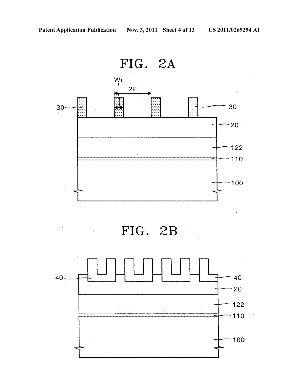 METHOD OF FORMING A HARD MASK AND METHOD OF FORMING A FINE PATTERN OF     SEMICONDUCTOR DEVICE USING THE SAME - diagram, schematic, and image 05