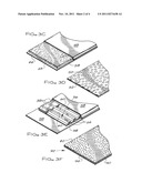 PERFORMANCE ENHANCING UNDERLAYMENT, UNDERLAYMENT ASSEMBLY, AND METHOD diagram and image