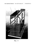 Device For Treating Animals, Comprising A Tray Which Is Suitable To Be     Trod Upon By The Animals diagram and image