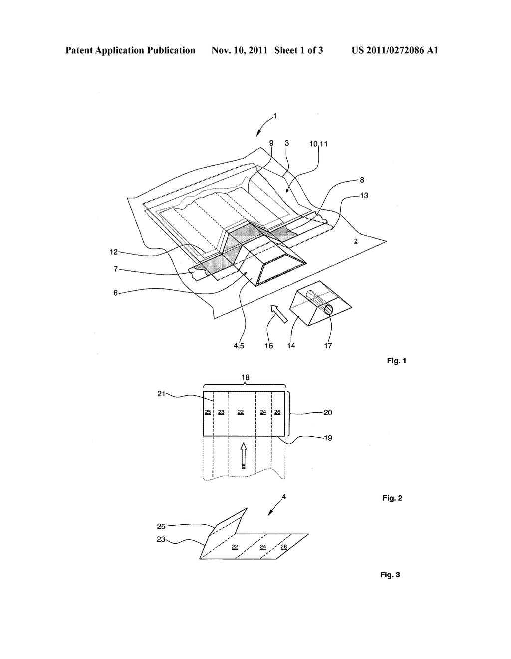 MOULDED BODY FOR PRODUCING A FIBRE COMPOSITE COMPONENT - diagram, schematic, and image 02