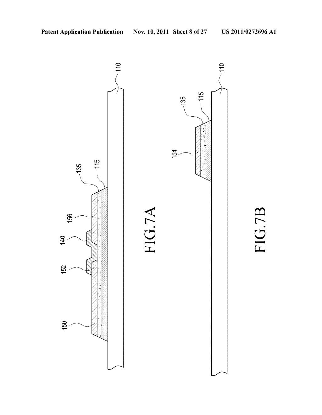 THIN FILM TRANSISTOR PANEL AND FABRICATING METHOD THEREOF - diagram, schematic, and image 09
