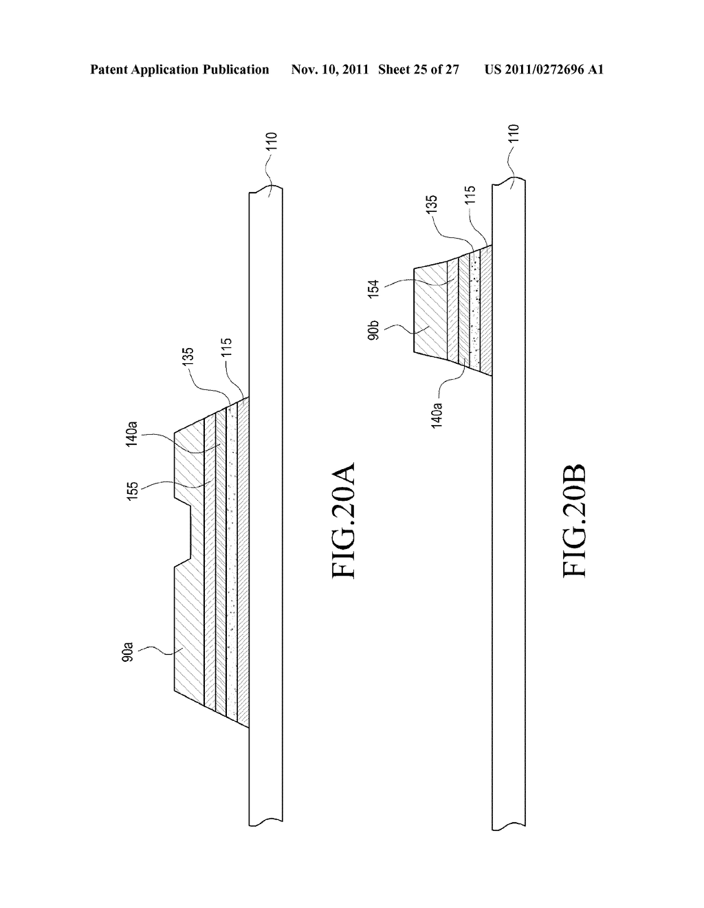 THIN FILM TRANSISTOR PANEL AND FABRICATING METHOD THEREOF - diagram, schematic, and image 26