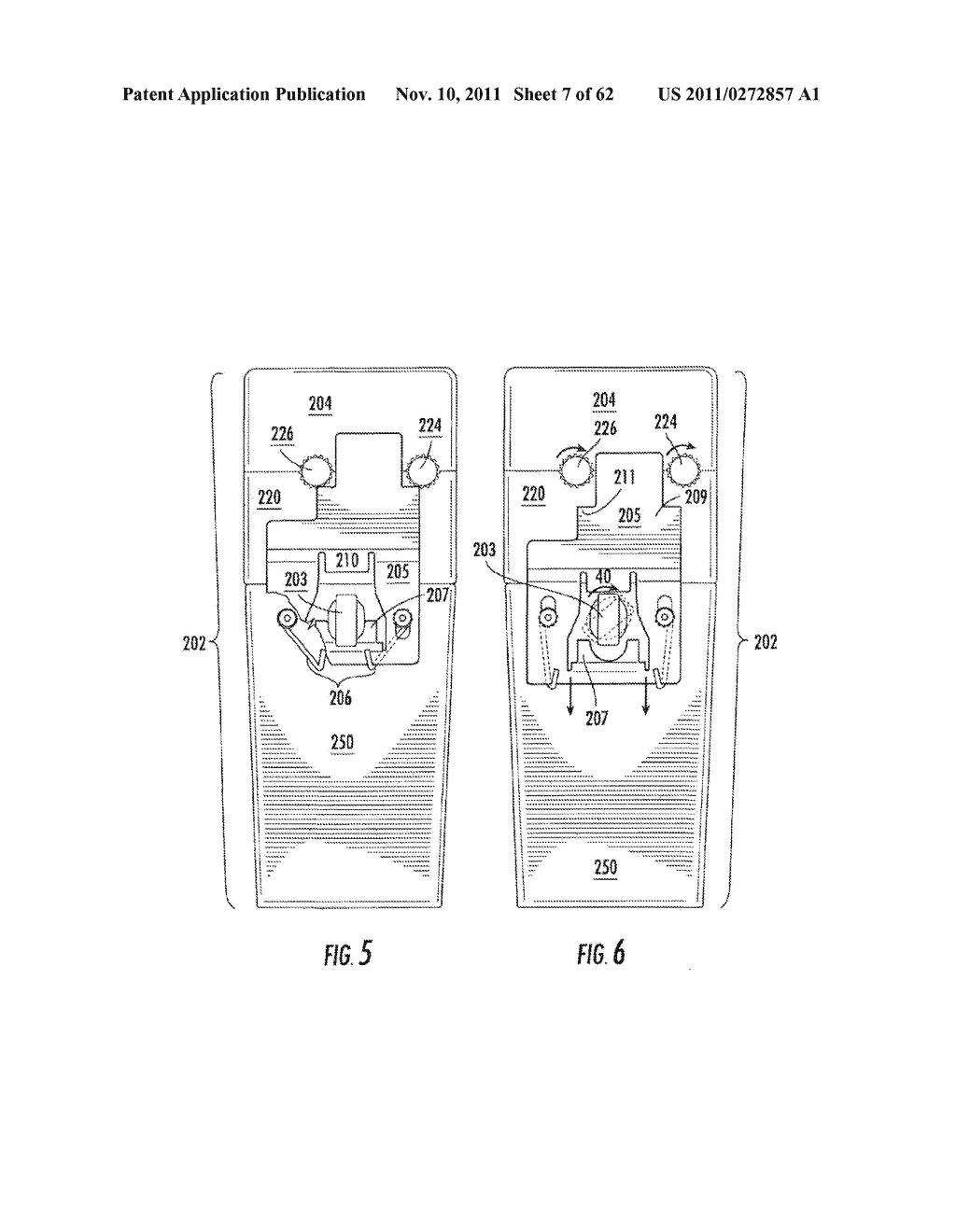 Elevator and Method for Tilting Solid Image Build Platform for Reducing     Air Entrainment and for Build Release - diagram, schematic, and image 08