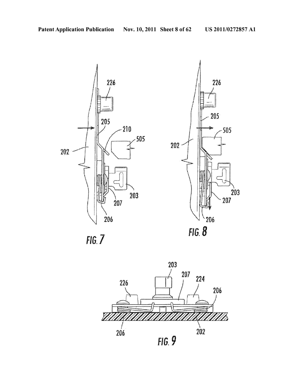 Elevator and Method for Tilting Solid Image Build Platform for Reducing     Air Entrainment and for Build Release - diagram, schematic, and image 09