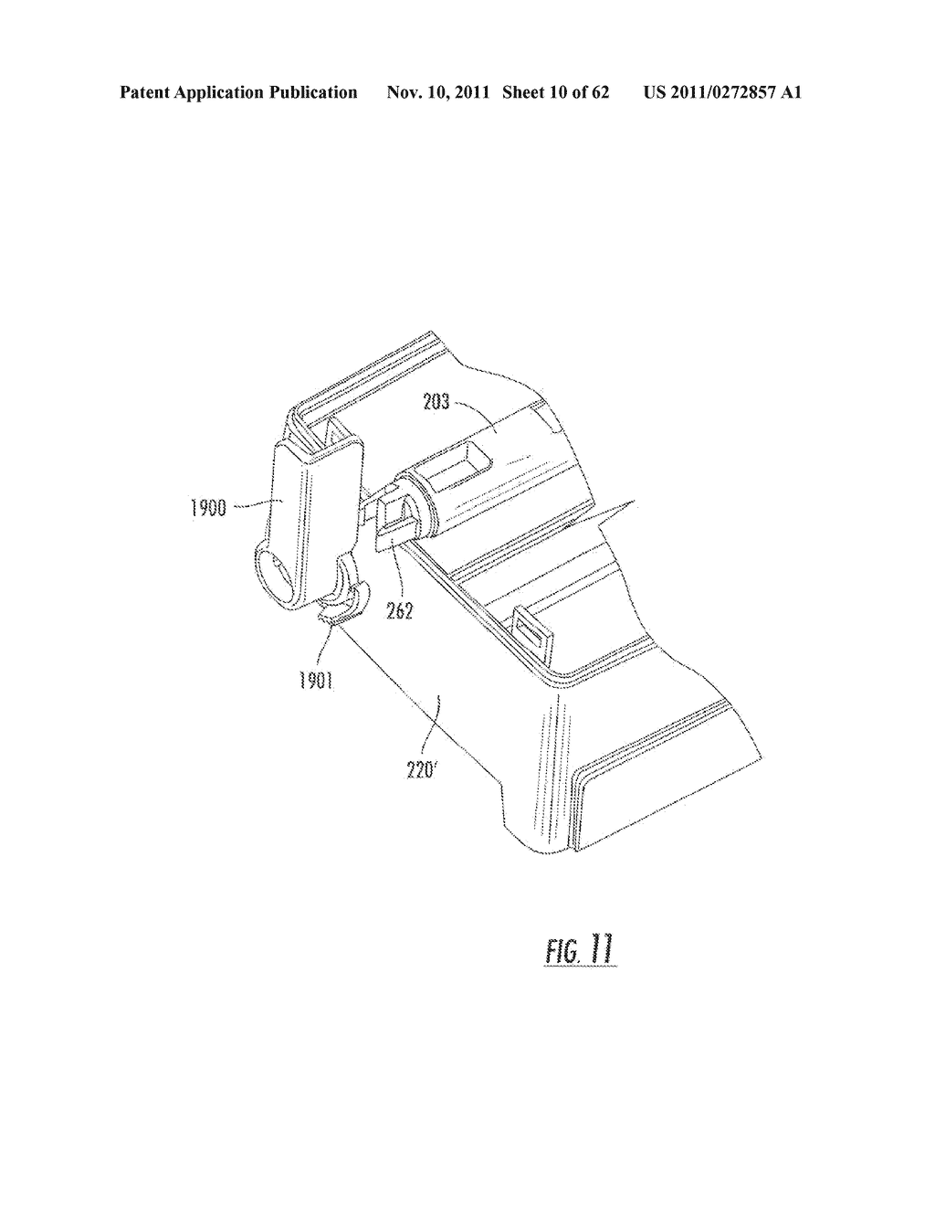 Elevator and Method for Tilting Solid Image Build Platform for Reducing     Air Entrainment and for Build Release - diagram, schematic, and image 11