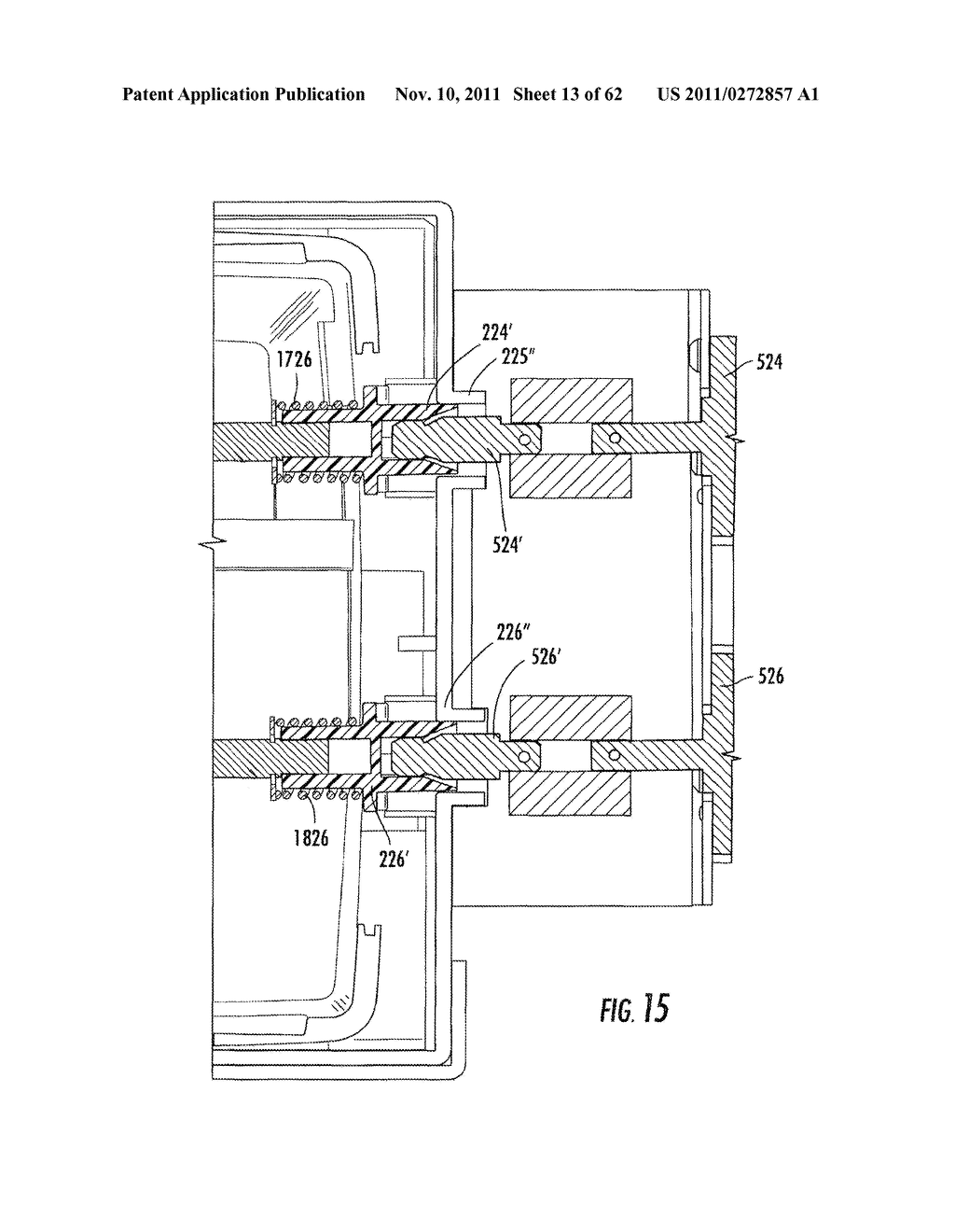 Elevator and Method for Tilting Solid Image Build Platform for Reducing     Air Entrainment and for Build Release - diagram, schematic, and image 14