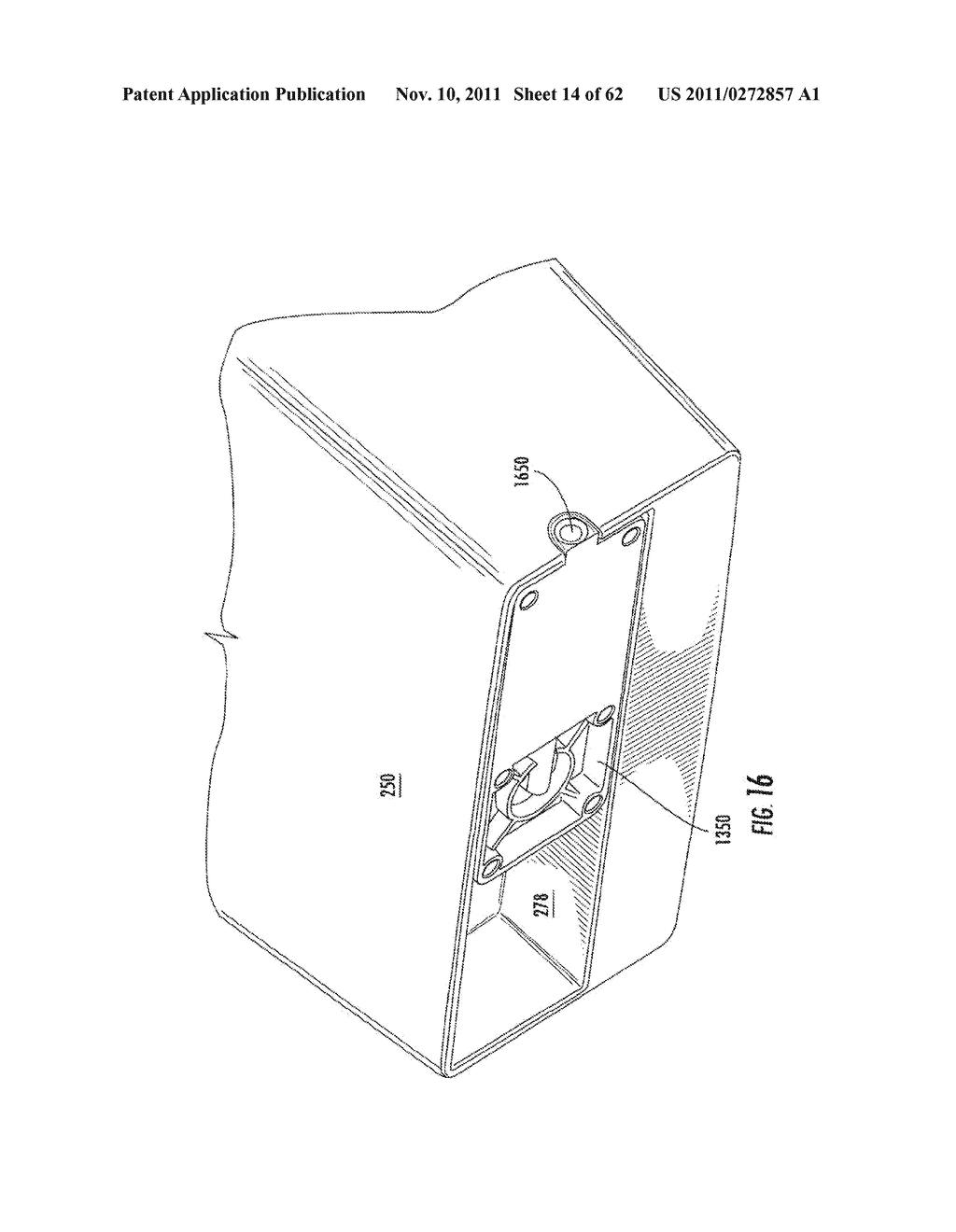 Elevator and Method for Tilting Solid Image Build Platform for Reducing     Air Entrainment and for Build Release - diagram, schematic, and image 15