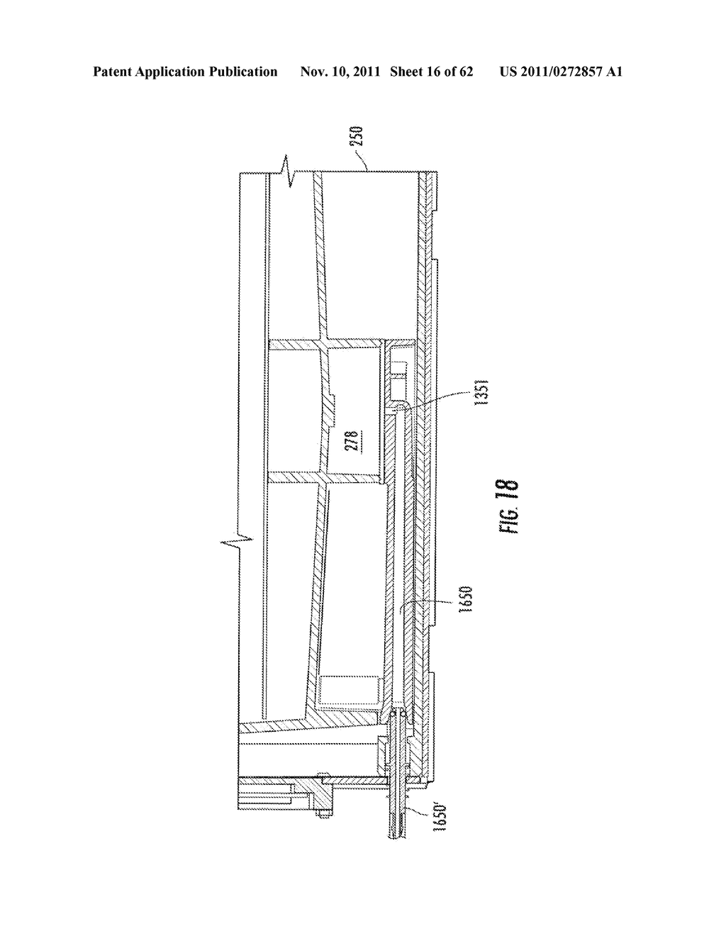 Elevator and Method for Tilting Solid Image Build Platform for Reducing     Air Entrainment and for Build Release - diagram, schematic, and image 17