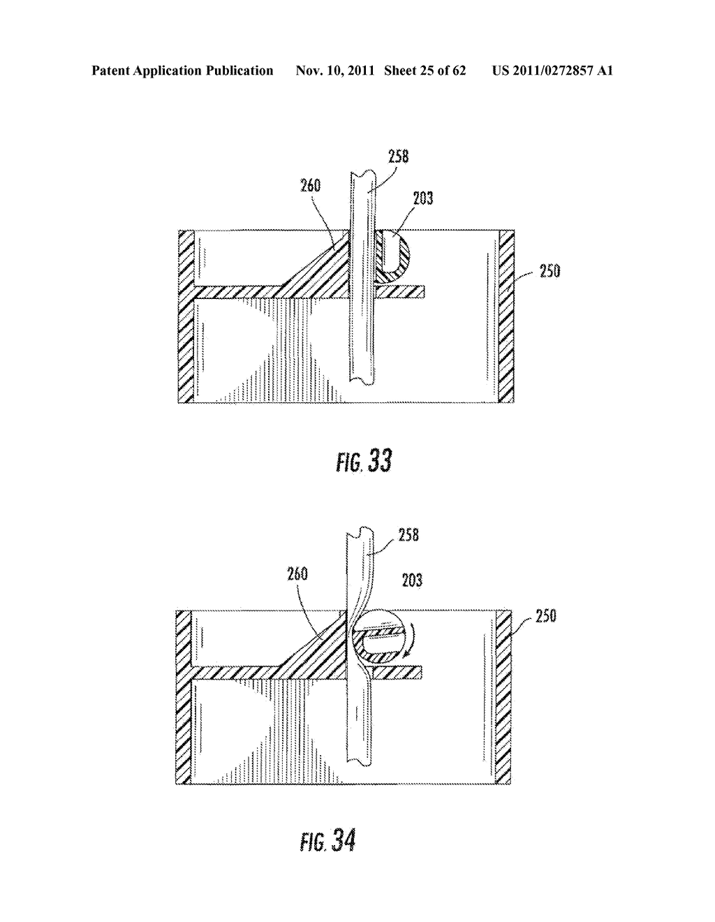 Elevator and Method for Tilting Solid Image Build Platform for Reducing     Air Entrainment and for Build Release - diagram, schematic, and image 26