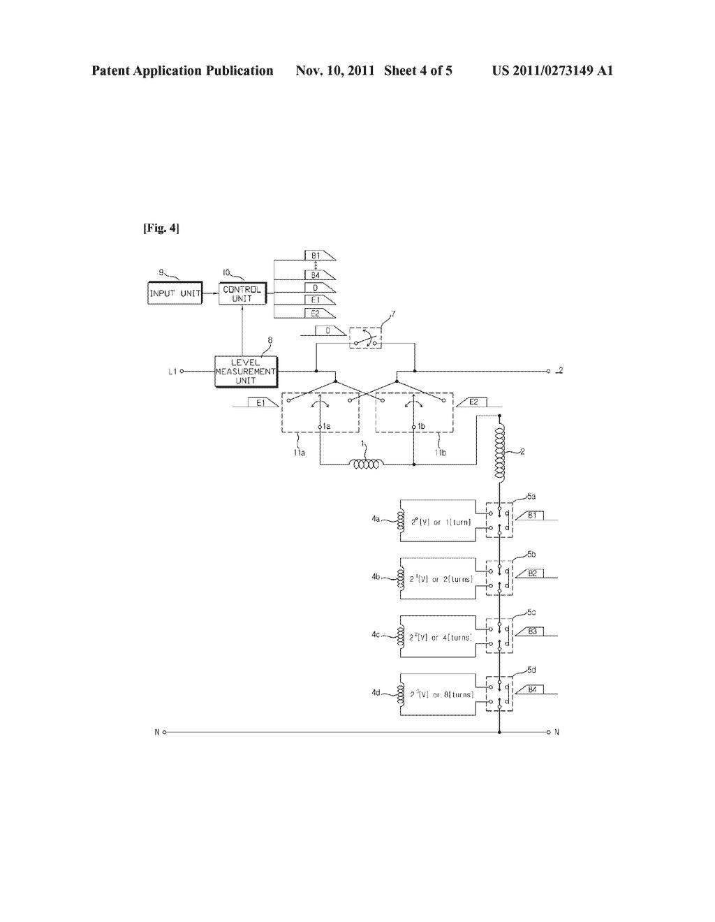 Schematic Diagram Automatic Voltage Regulator